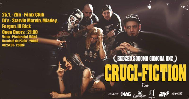 Startuje Cruci-Fiction Tour!